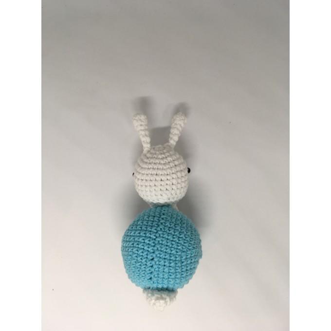 Amigurumi snail