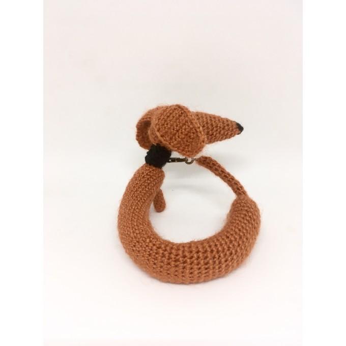 Dachshund dog bracelet