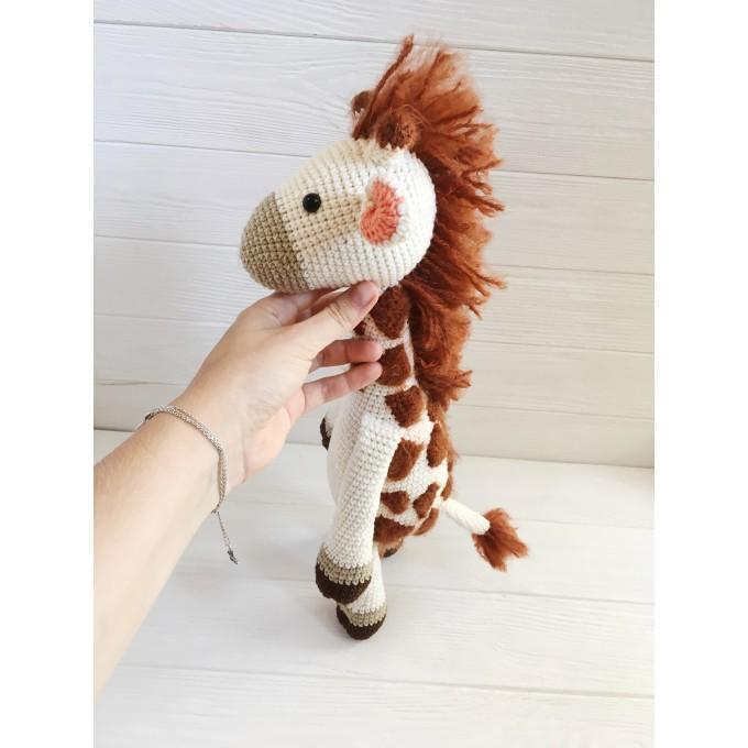 Amigurumi giraffe