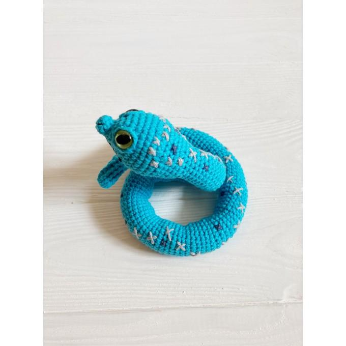 Amigurumi snake