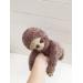 Amigurumi sloth